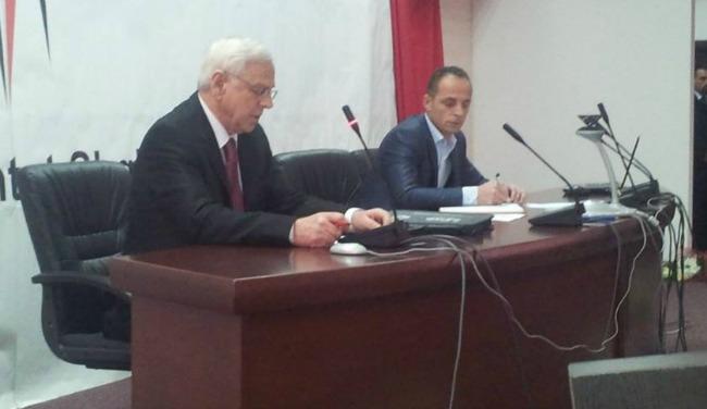 Mahmut Lila, asambleisti më i moshuar që drejtoi seancen solemne