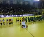 Kombetarje e Kosoves ne Hendboll